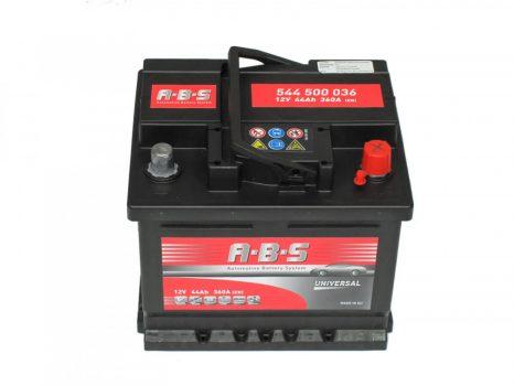 ABS 44Ah 544500036 akkumulátor