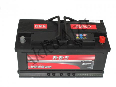 ABS 90Ah 590500072 akkumulátor