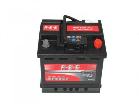 ABS 45Ah 545600040 akkumulátor