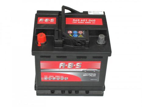 ABS 45Ah 545601040 akkumulátor