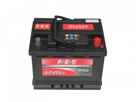 ABS 56Ah 556600048 akkumulátor