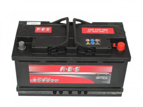 ABS 100Ah 600600080 akkumulátor