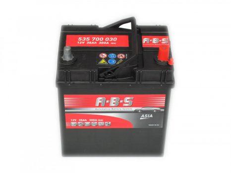 ABS 35Ah 535700030 akkumulátor
