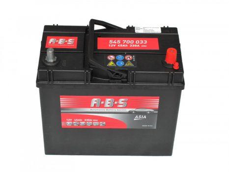 ABS 45Ah 545700033 akkumulátor