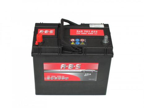 ABS 45Ah 545701033 akkumulátor