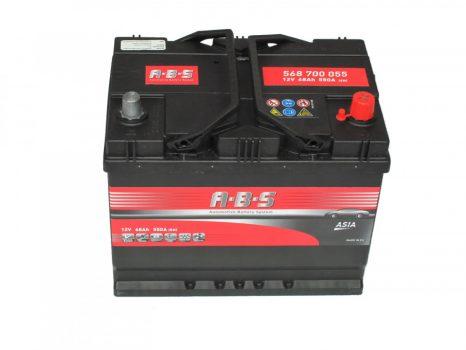 ABS 68Ah 568700055 akkumulátor
