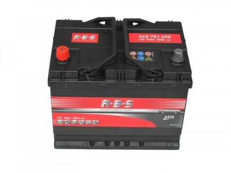 ABS 68Ah 568701055 akkumulátor