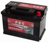 ABS 76Ah 95602 akkumulátor