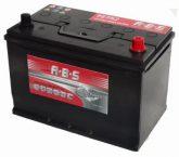 ABS 100Ah 95752 akkumulátor