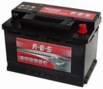 ABS 125Ah 96002 akkumulátor