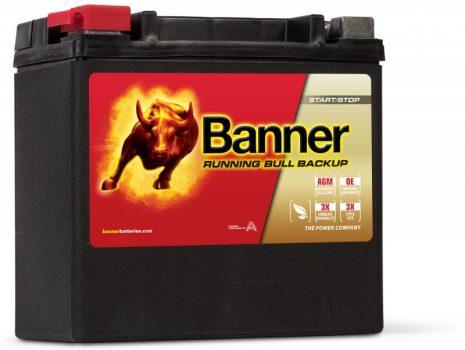 Banner 12Ah 51400 akkumulátor