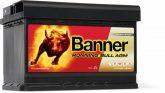 Banner 70Ah 57001 akkumulátor