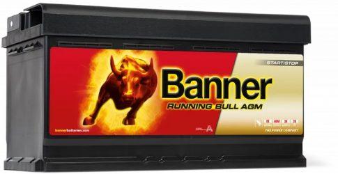 Banner 92Ah 59201 akkumulátor