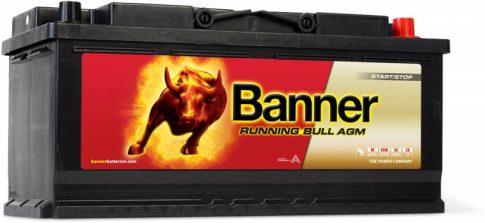 Banner 105Ah 60501 akkumulátor