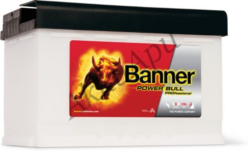 Banner 77Ah PROP7740 akkumulátor