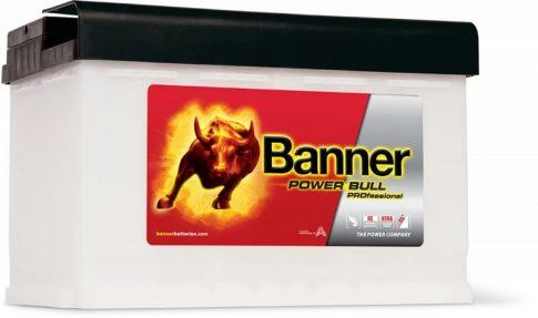 Banner 84Ah PROP8440 akkumulátor