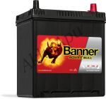 Banner 40Ah P4025 akkumulátor