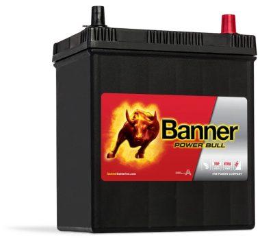 Banner 40Ah P4026 akkumulátor