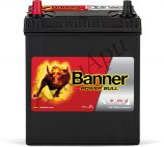Banner 40Ah P4027 akkumulátor