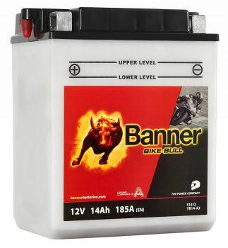 Banner 14Ah 51412,YB14-A2 akkumulátor