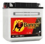 Banner 16Ah 51615,YB16B-A1 akkumulátor
