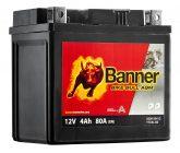 Banner 4Ah 50412,YTX5L-BS akkumulátor