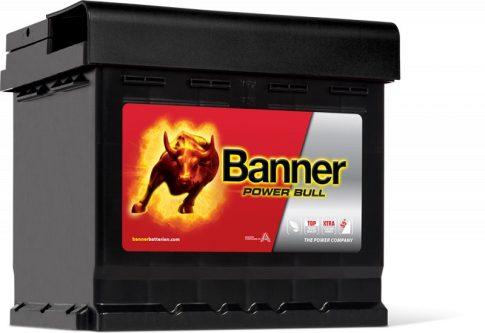 Banner 50Ah P5003 akkumulátor