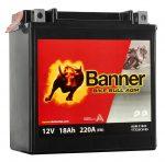 Banner 18Ah 51822,YTX20CH-BS akkumulátor