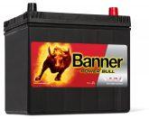 Banner 60Ah P6062 akkumulátor