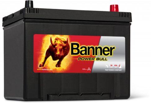 Banner 80Ah P8009 akkumulátor
