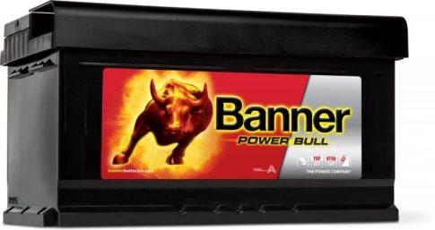 Banner 80Ah P8014 akkumulátor