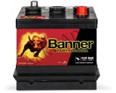 Banner 66Ah 6612 akkumulátor