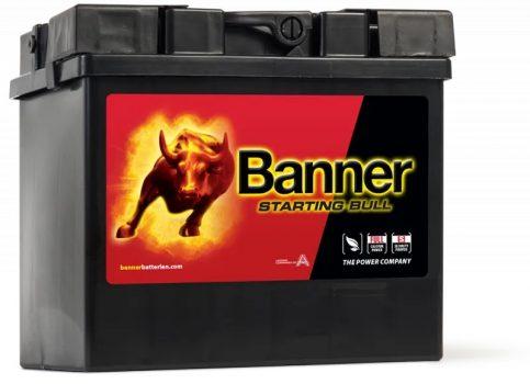 Banner 30Ah 53030 akkumulátor