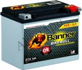 Banner 18Ah 520 01,ETX 20L,YTX20L-BS akkumulátor