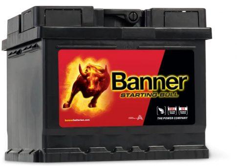 Banner 44Ah 54409 akkumulátor