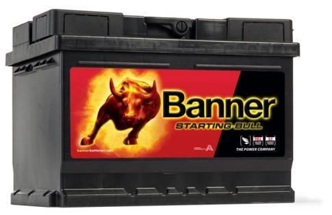 Banner 60Ah 56008 akkumulátor