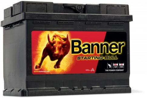 Banner 62Ah 56219 akkumulátor