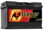 Banner 72Ah 57212 akkumulátor