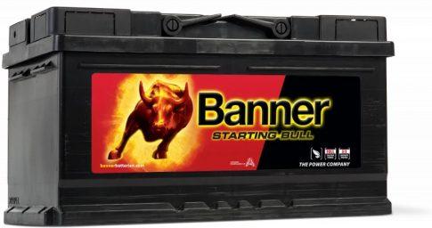 Banner 80Ah 58014 akkumulátor