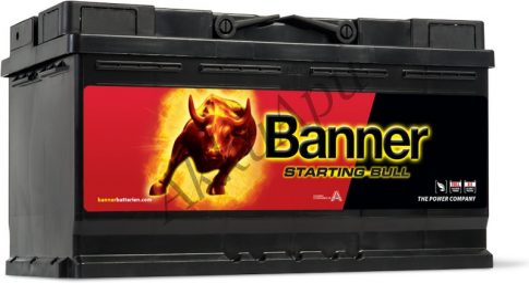 Banner 95Ah 59533 akkumulátor
