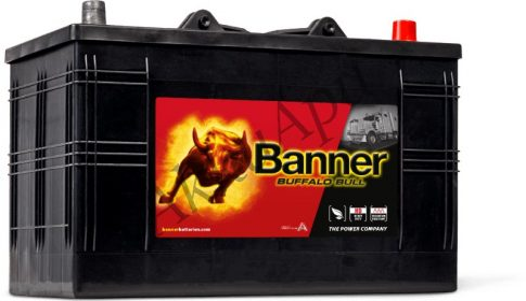 Banner 110Ah 61047 akkumulátor