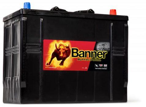 Banner 125Ah 62511 akkumulátor
