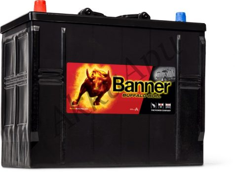 Banner 125Ah 62513 akkumulátor