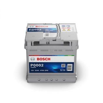 Bosch 52Ah 0092S40020 akkumulátor