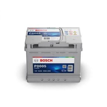 Bosch 60Ah 0092S40050 akkumulátor