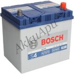 Bosch 60Ah 0092S40240 akkumulátor