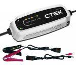 CTEK 40-107 akkumulátor töltő