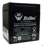Diamec 12V 5Ah UPS akkumulátor