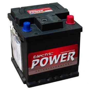 Jász Plasztik 40Ah I-111540715110 akkumulátor