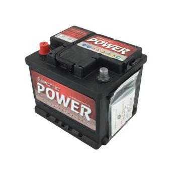 Jász Plasztik 45Ah 131545776110-0001 akkumulátor